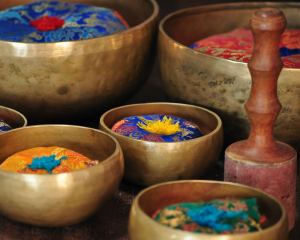 how to clean a tibetan singing bowl