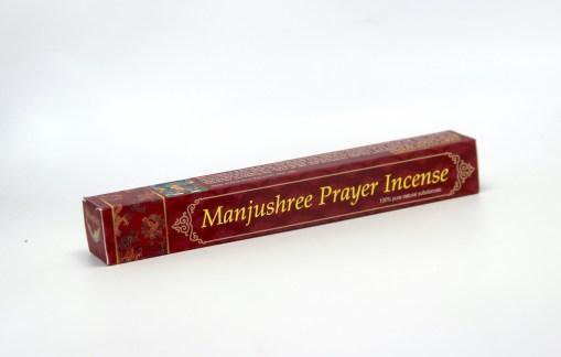 manjushree prayer incense
