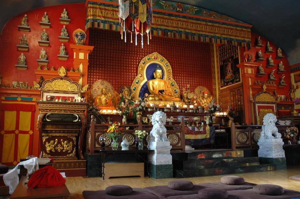 tibetan buddhist items list