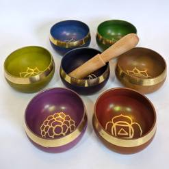 7 Chakra Singing Bowl Set