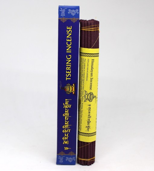 blue tsering incense