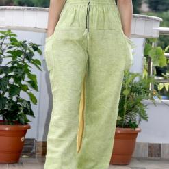 Mint Warm Woolen Trouser