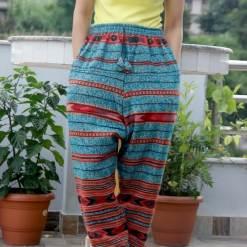 Dhaka Hippie Harem Woolen Trouser