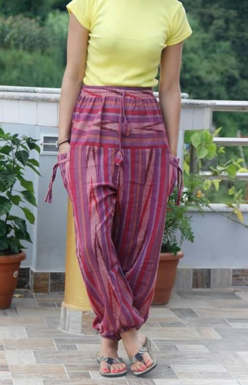 dhaka cotton trouser