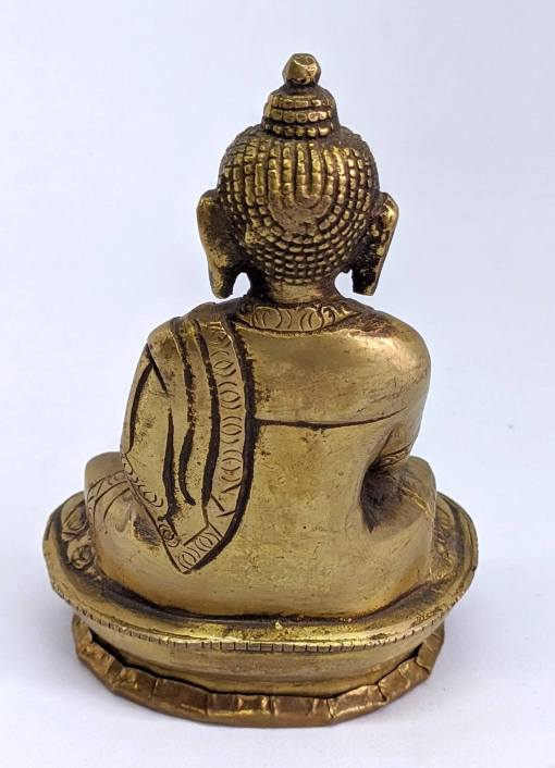 Antique Shakyamuni Buddha Medium Statue