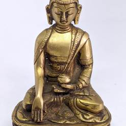 Antique Shakyamuni Buddha Medium Statue