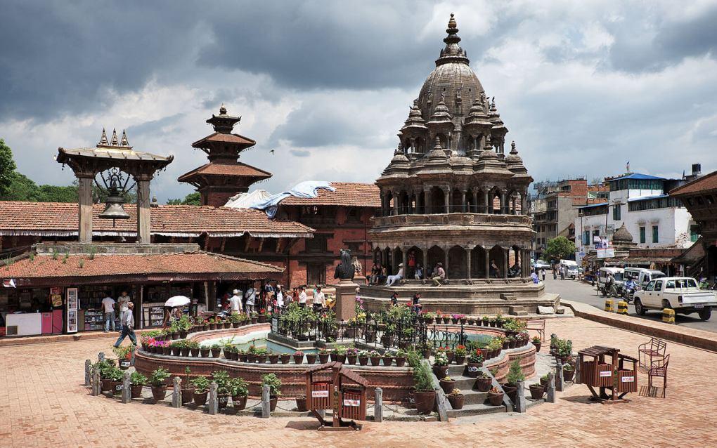 shikhara style temple nepal