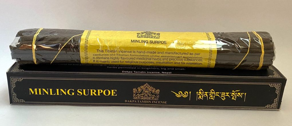 Minling Surpoe Incense Wholesale Nepal