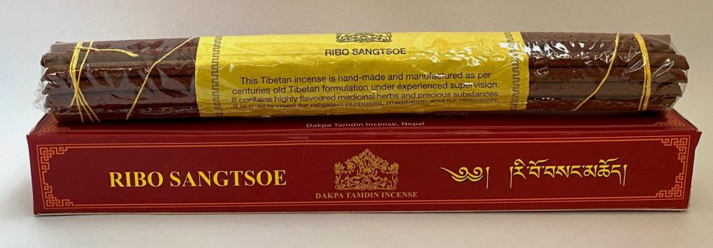 Ribo Sangtsoe Incense Wholesale Nepal