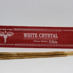 White Crystal Incense Sticks