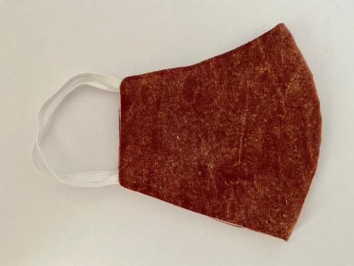 Batik Cotton Face Mask 2