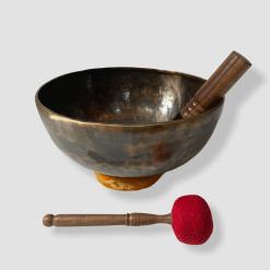 14 inches Handmade Antique Singing Bowl
