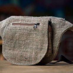 himalayan hemp fanny pack