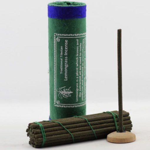 Tibetan Lemongrass Incense 1