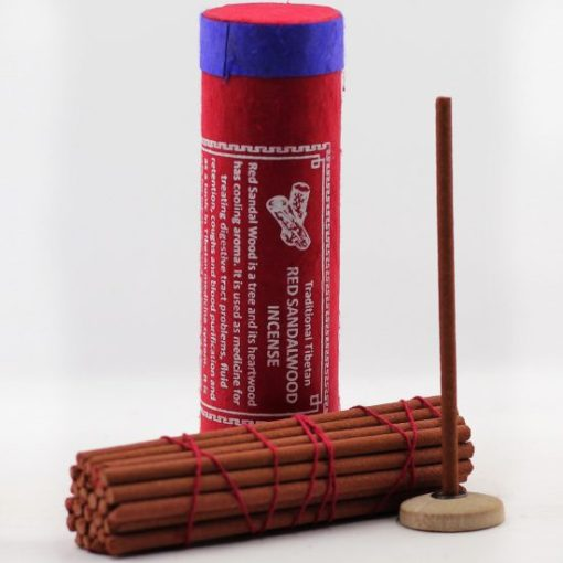 Tibetan Red Sandalwood Incense