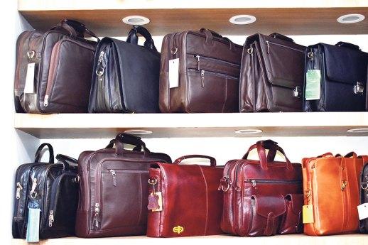 leather nepal