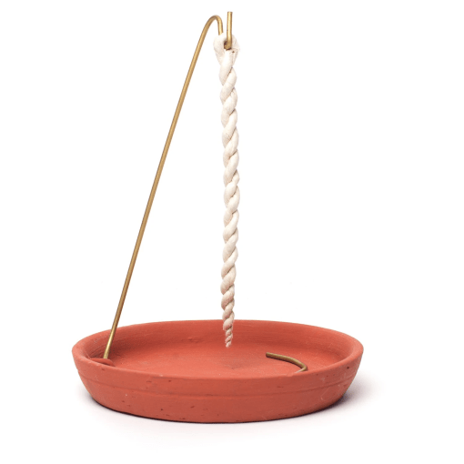 rope incense burner wholesale