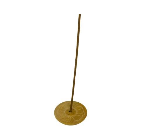 Sunflower Wood Incense Burner
