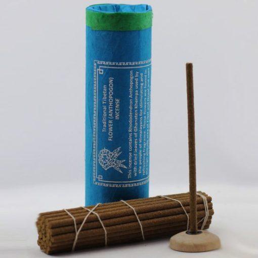 Tibetan Anthopogon Incense 1