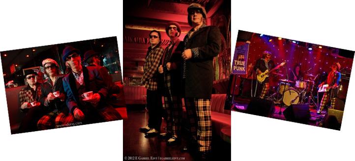 Ladies And Gentlemen - The Bermondsey Joyriders