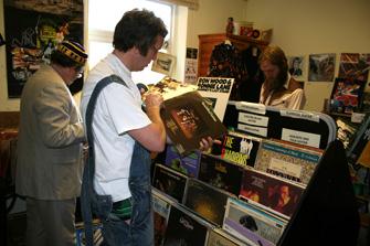 Vintage Vinyl Record Collection