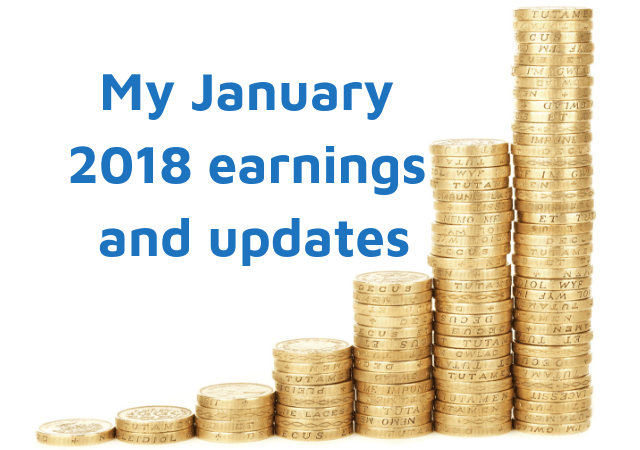 January 2018 Earnings and Updates