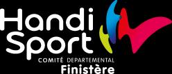 Logo du Comité Départemental  Handisport du Finistère