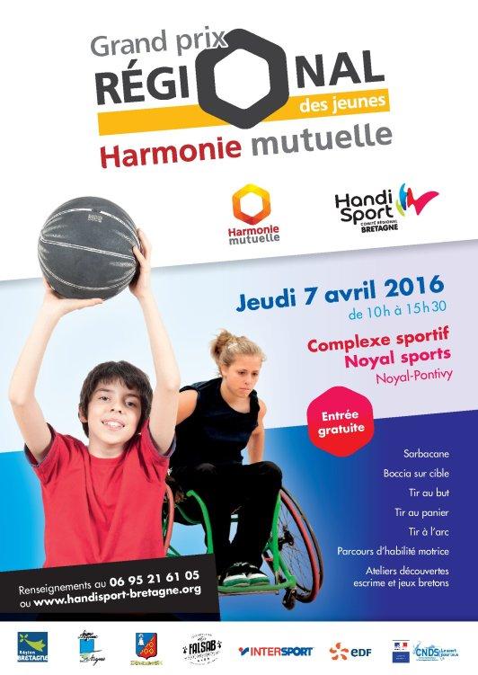 Affiche Grand Prix des Jeunes 2016