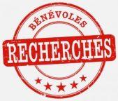 logo recherche bénévoles