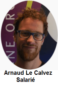 Arnaud Le Calvez Salarié