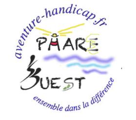 logo de l'aventure Raid Phare Ouest