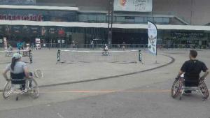 tennis fauteuil