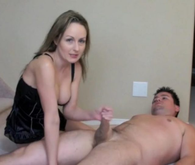Chastity Release And Jerk Cuckold Husband Of Slut Wife