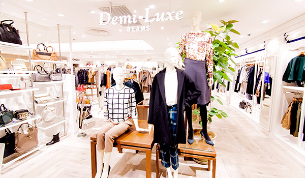 Demi-luxe BEAMS
