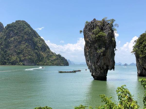 占士邦島 釘子島 James Bond Island Koh Tapu 金槍人 007