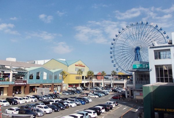 福岡海購城奧特萊斯 Marinoa City FUKUOKA 福岡outlet marinoa city 福岡outlet mall 福岡outlet 地址