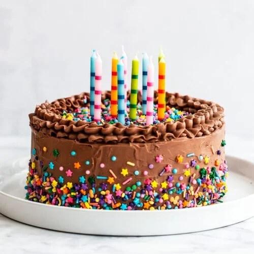 Best Birthday Cake Handle The Heat