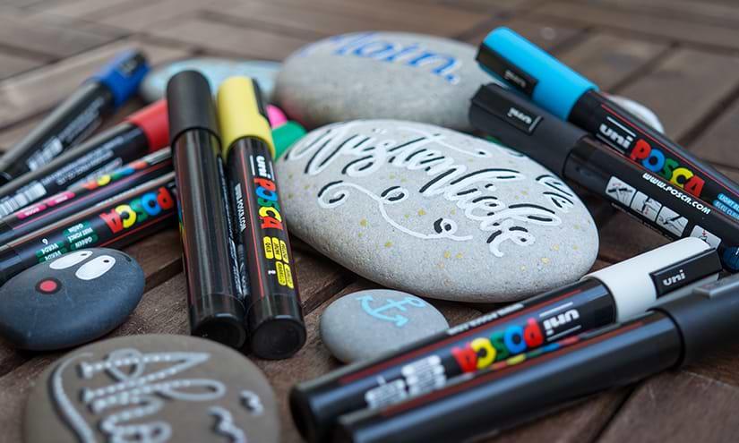 Steine Bemalen 111 Neue Diy Ideen Und Motive Steine Bemalen Basteln Und Bastelideen