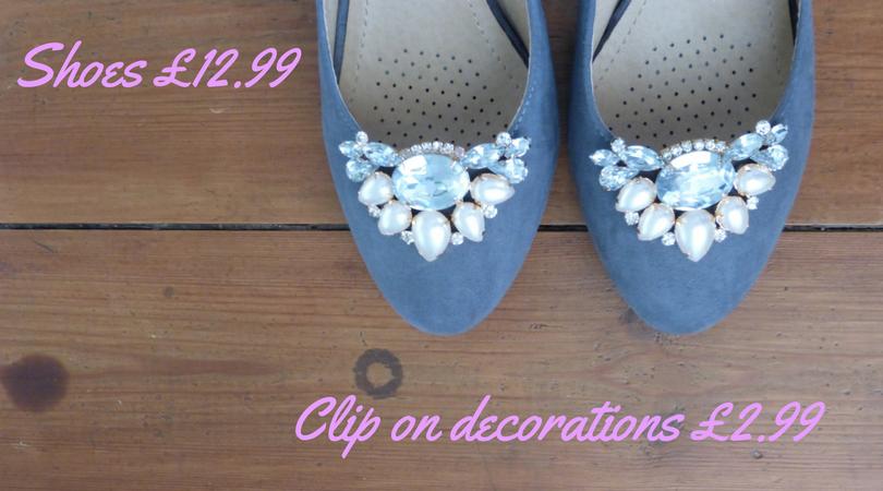 Shoes £12.99
