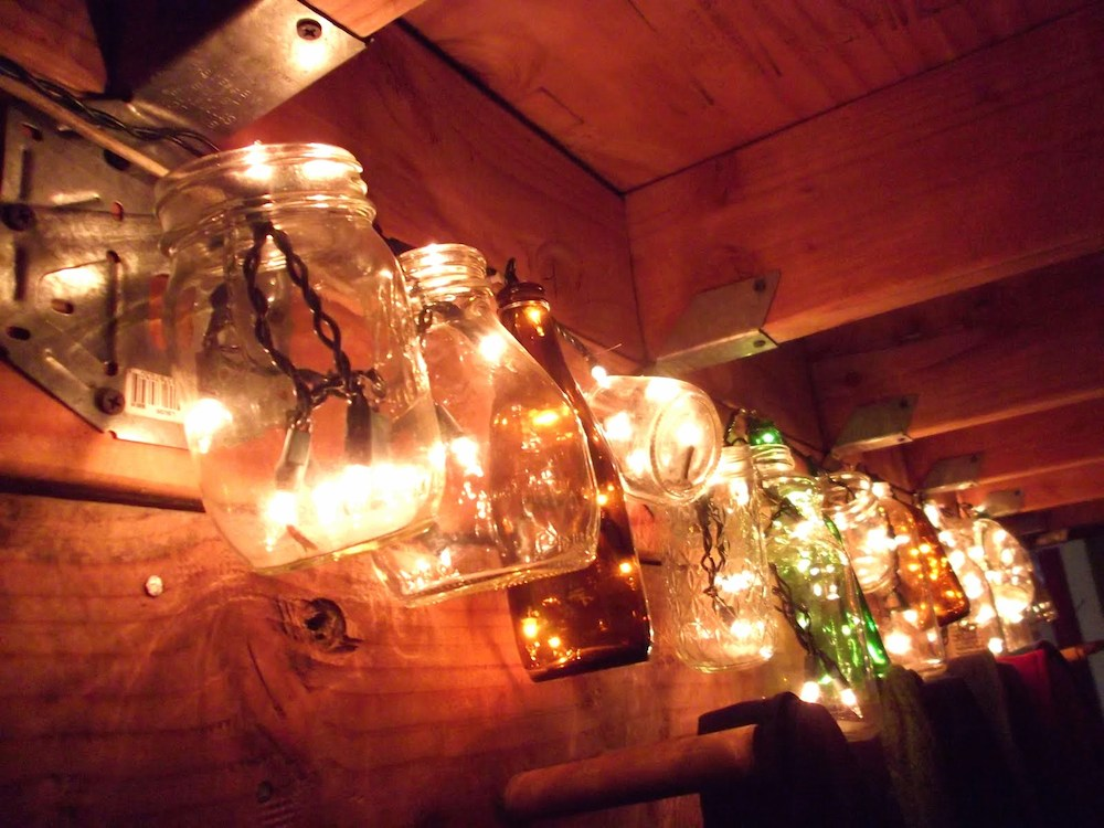 Home Tips: Fairy Lights in a jar (3)