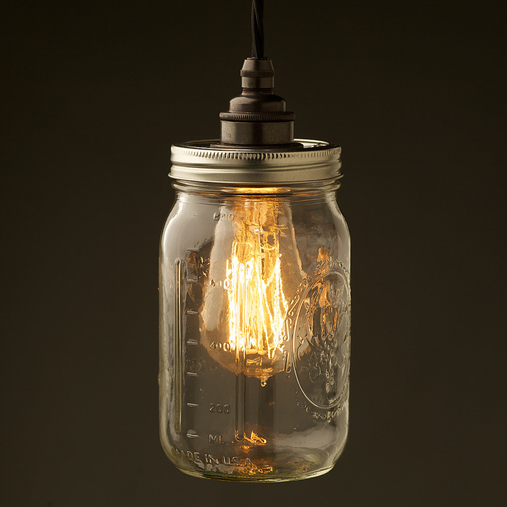 Home Tips: Fairy Lights in a jar (2)