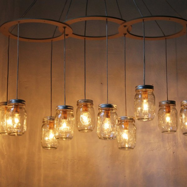 Home Tips: Fairy Lights in a jar (1)