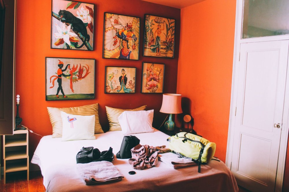 The Artist's Apartment... Lisbon, Portugal (1)