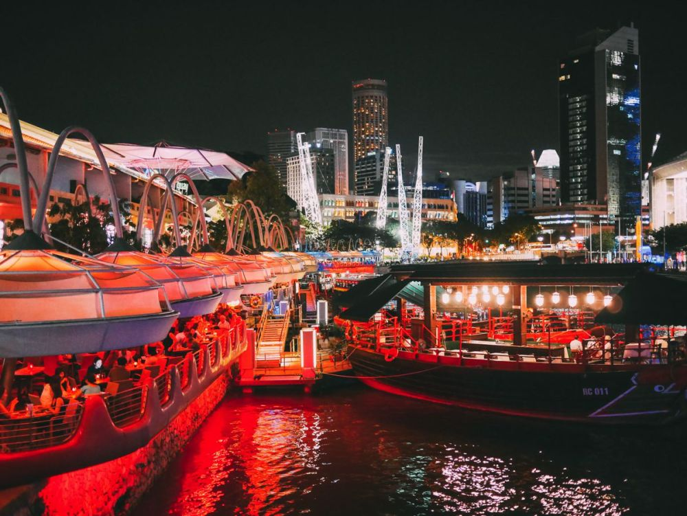 First 48 Hours In Singapore... Chinatown and Clarke Quay (3)