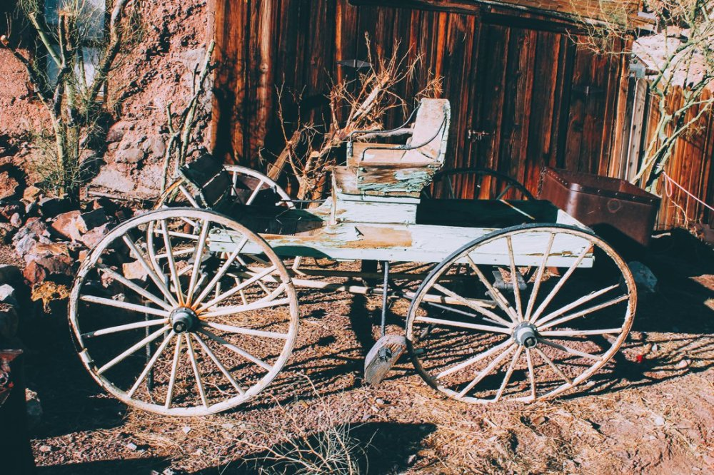 A trip to Calico Ghost Town... (15)