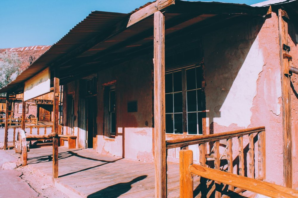 A trip to Calico Ghost Town... (18)