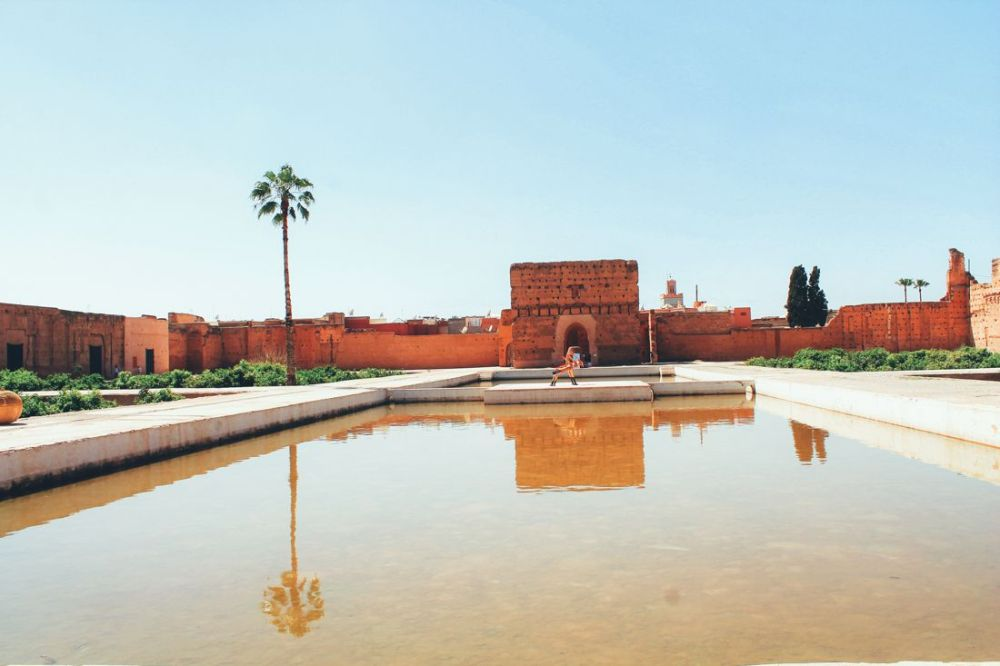 Arabian Adventures - Exploring El Badi Palace Ruins, Morocco (7)