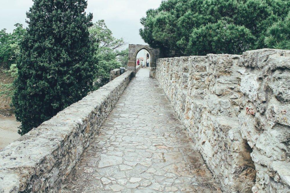 Exploring Lisbon - Castelo de São Jorge (9)