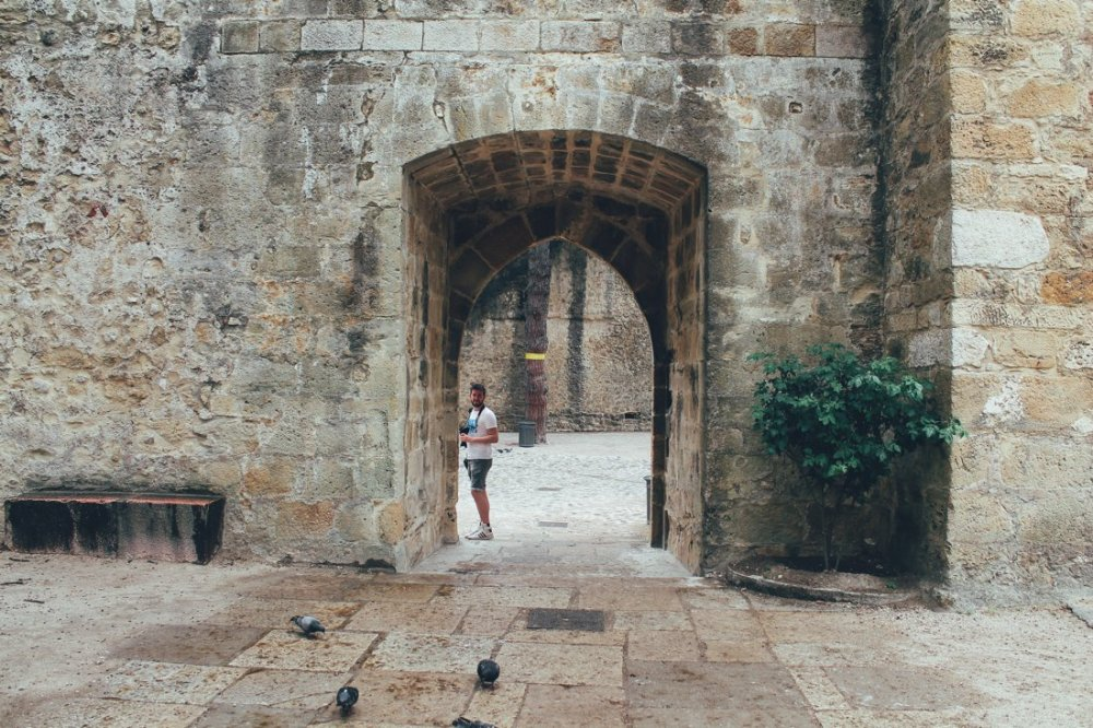 Exploring Lisbon - Castelo de São Jorge (15)