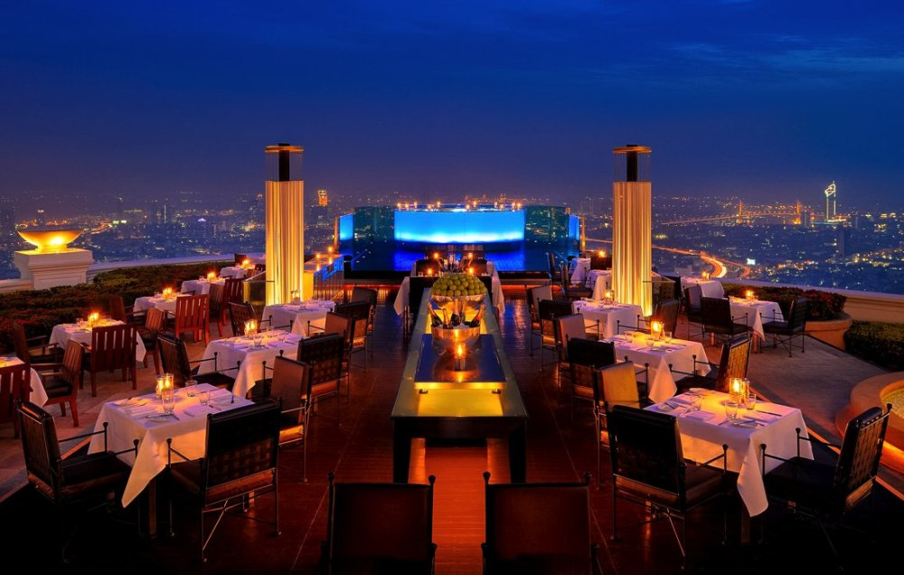24 Restaurants With The Best Views In The World! (5)